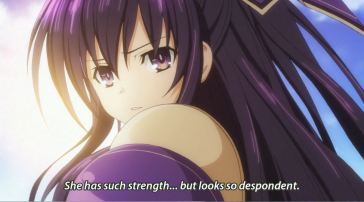 Tohka is so hot