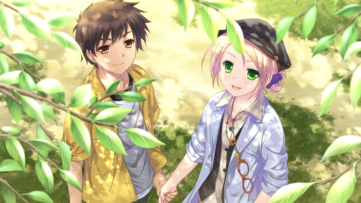 anime-couple-summer-desktop-wallpaper