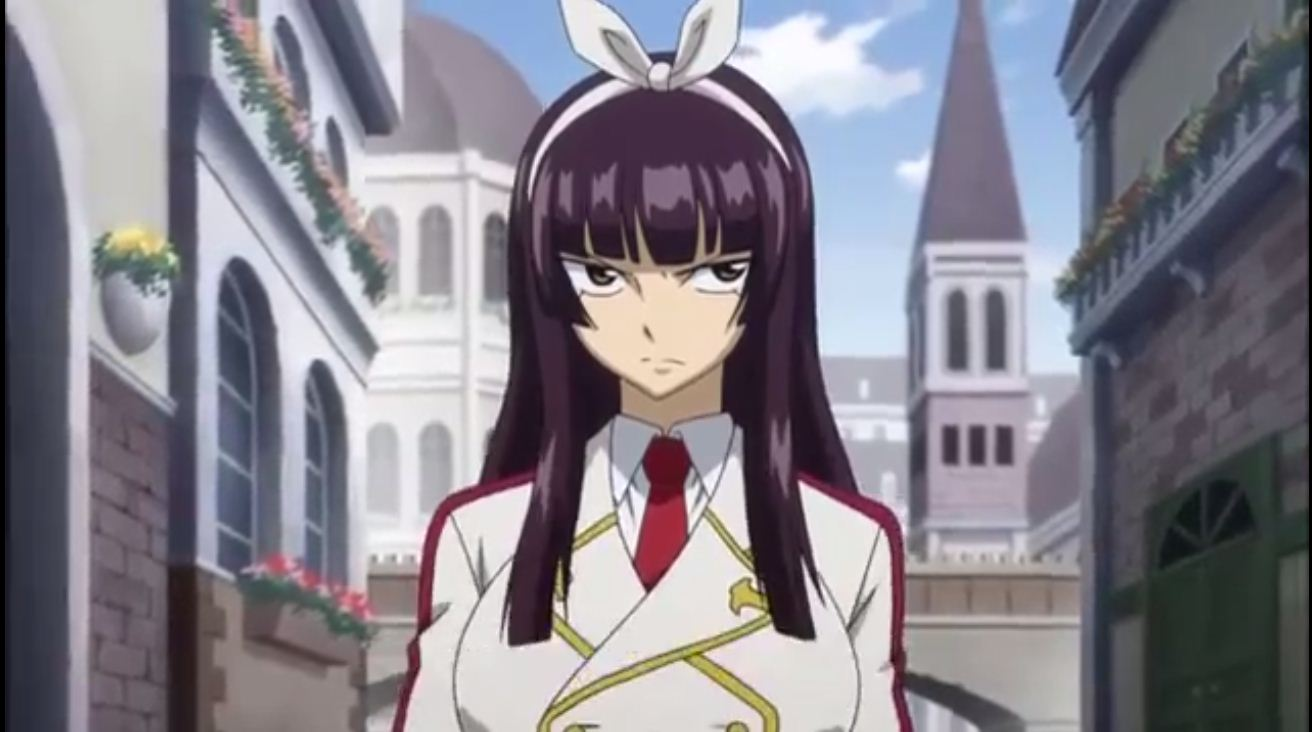 Let's Look:Fairy Tail Series 2 Episode 9: Sayaka Ohara vs