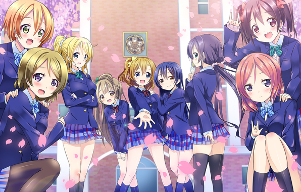 love live concert  endless parade review  u2013 anime reviews and lots of other stuff
