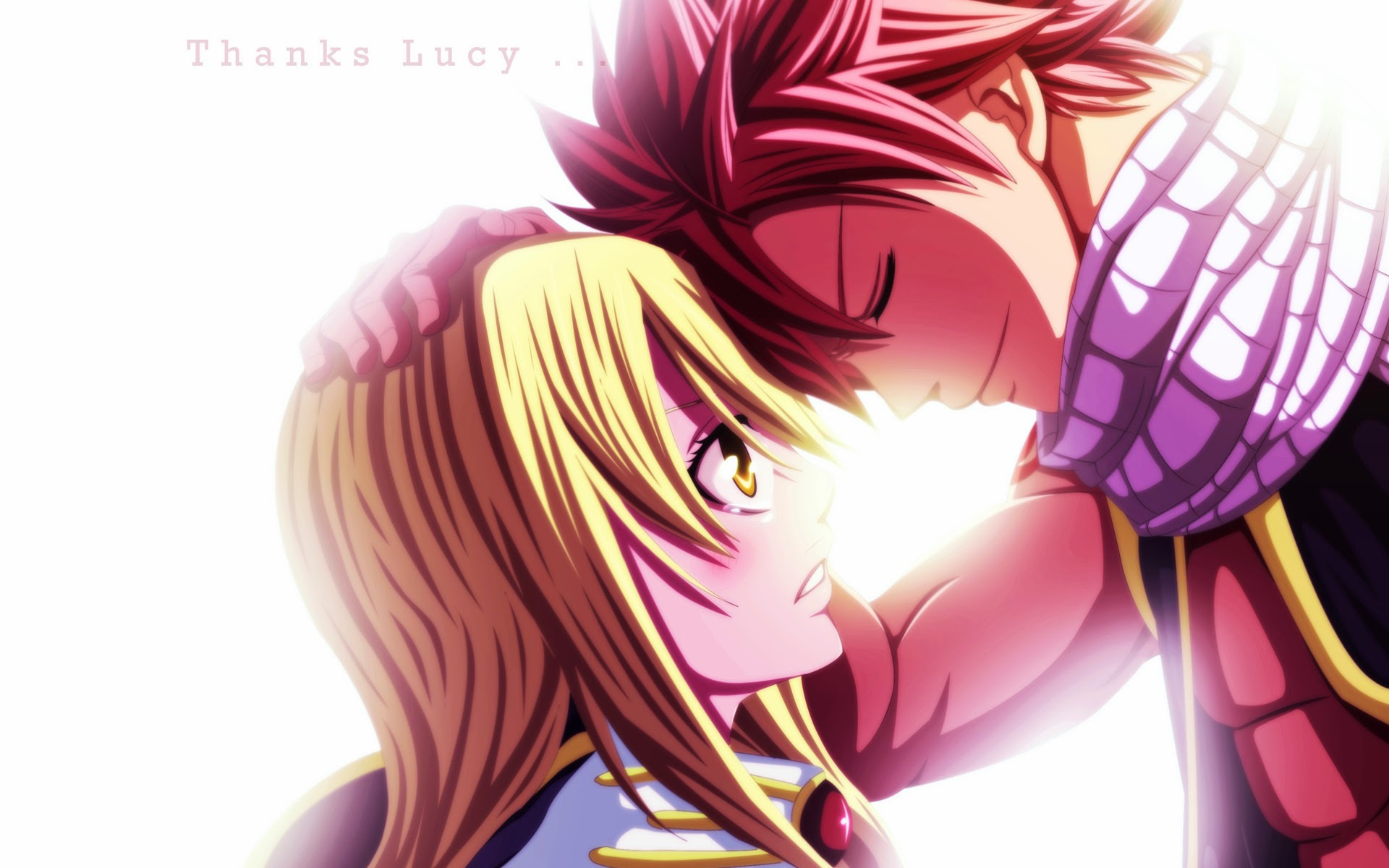 Lucy Natsu Fairy Tail Hd Wallpaper 19201200 4a Anime