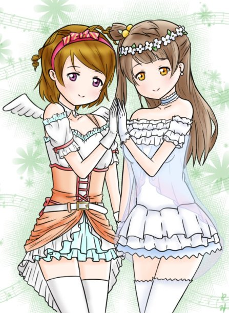 _love_live___koizumi_hanayo_and_minami_kotori_by_ragnarok6354-d7mbaeq