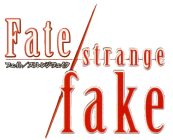 Fate_strange_fake_logo