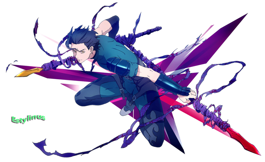 Swoop a new lancer s rushing in fate grand order news anime reviews and lots of other stuff - Fate grand order lancer wallpaper ...